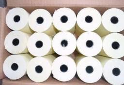30 rolo de papel térmico para imprimir em impressoras bluetooth