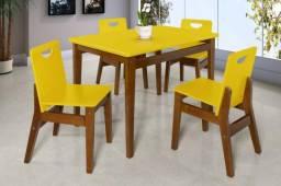 Conjunto de mesa Karisma