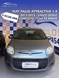 Palio Atrative 1.4 2013 - 2013