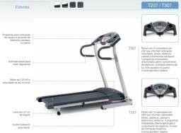 Esteira Ergométrica Treo Fitness Johnson T207 - 110v