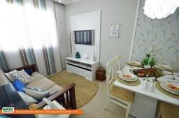 Adquira seu apartamento com entrada parcelada e documentação Grátis