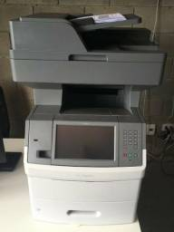 Impressora Lexmark X656de Semi-nova