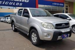 HILUX CD SR 4X2 2.7 16V/2.7 Gasolina MEC - 2009