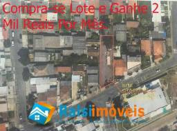 Terreno 508 m² - Curitiba