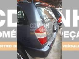 Sucata Chery Tiggo 2012/13 135cv 2.0 Gasolina - 2013