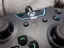 Controle razer para pc e Xbox one