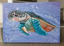 Quadro decorativo Tartaruga
