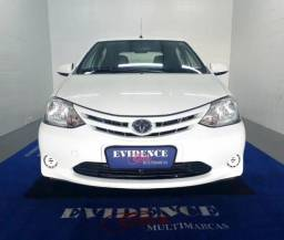 Toyota Etios XS 1.5 manual - 2016