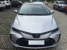 Toyota corolla 2020 hybrid serie altis premium top de linha