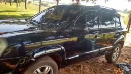 Tucson Hyundai 2006/2007 - Vendo ou troco (por Carro de Menor valor com volta em dinheiro)