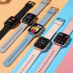 Colmi p8 smartwatch 2020 várias funcionalidades Alta qualidade