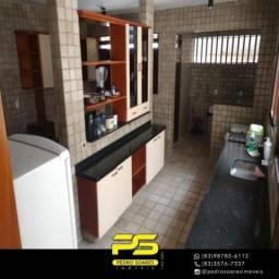 Casa com 5 dormitórios à venda por R$ 2.200.000 - Cabo Branco - João Pessoa/PB