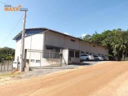 Galpão à venda, 1500 m² por R$ 1.700.000,00 - Testo Rega - Pomerode/SC
