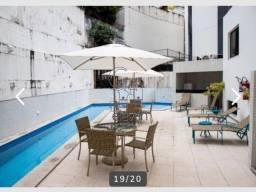 Apartamento residencial para Locação na Alameda Salermo na Pituba, Salvador com 3 dormitór