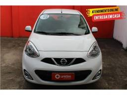 Nissan March 1.6 sv 16v flex 4p xtronic