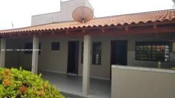 Casa para Venda em Presidente Prudente, SANTA PAULA, 1 dormitório, 1 banheiro, 2 vagas