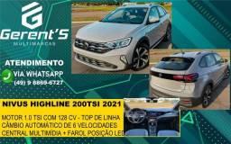 NIVUS 2020/2021 1.0 200 TSI TOTAL FLEX HIGHLINE AUTOMÁTICO