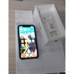 IPhone XR 64G Preto 9 meses uso