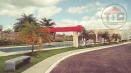 Casa com 2 dormitórios para alugar, 61 m² por R$ 2.300,00/mês - Condomínio Mirante Village