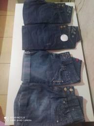 Vendo Shorts jeans NOVO Tam 38