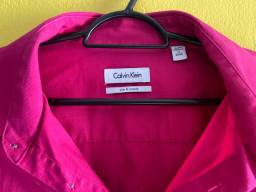 Camisa slin Calvin Klein Original M/G