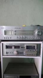 Receiver Philips n gradiente polyvox cce