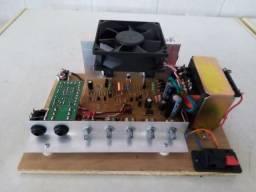 Amplificador para videoke