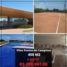 Vilas Pontas de Campinas