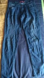 Calça jeans da lider