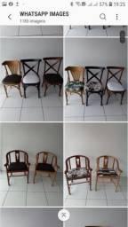 Cadeiras * Banquetas * poltronas