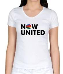 Camisa NOW UNITED