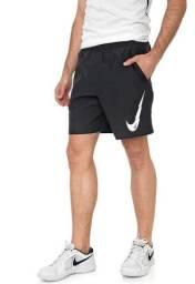 Short Nike Run 7 In, Original. Tamanho GG