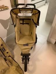 Carrinho de bebê Chicco três rodas