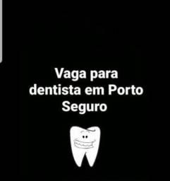 Vaga para dentista clínico geral