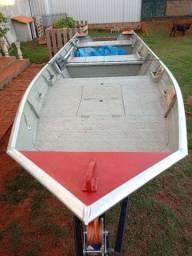 Barco Semi Chata Plataforma
