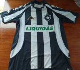 Camisa Botafogo Kappa 2007 - Entrego