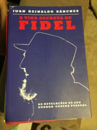 Livro a vida secreta de fidel Castro