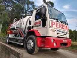Lindo Ford cargo 1722 limpa fossa e hidrojato