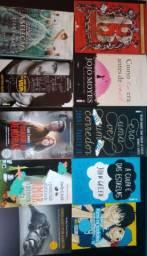 9 livros por $50
