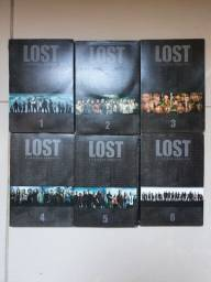 Dvd BOX LOST Imperdível