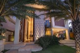 Casa luxuosa a venda no Bosque das Orquídes - Mobiliada - 04 suítes - 600m²