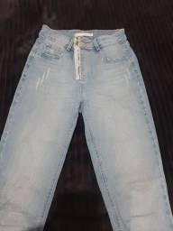 Calça jeans Denin zero