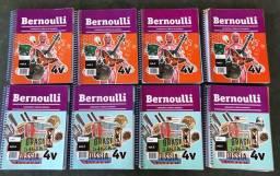 Apostilas Bernoulli 4V (ENEM / pré vestibular)