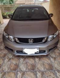 Vendo com urgência Honda Civic Sedan