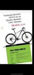 Bicicleta OGGI 29 2021 URGENTE
