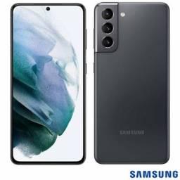 Samsung Galaxy S21, 128GB, 5G, Tela 6.2?, Câmera tripla