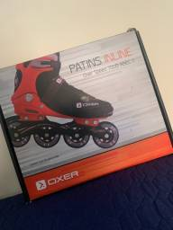 Título do anúncio: Patins Inline - Oxer Speed 7000 ABEC 7