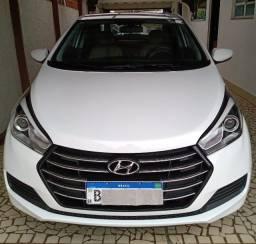 Hyundai HB20S  1million 1.6 16v Flex Aut 2019 c/ 26.800km