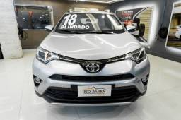 Toyota RAV4 4X2 2018/2018 Blindado