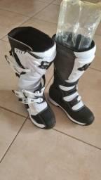 Bota Motocross trilha nova Fox